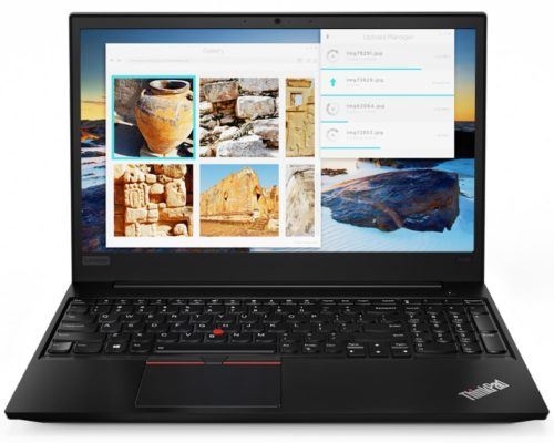 Ultra wydajny laptop Lenovo ThinkPad E595