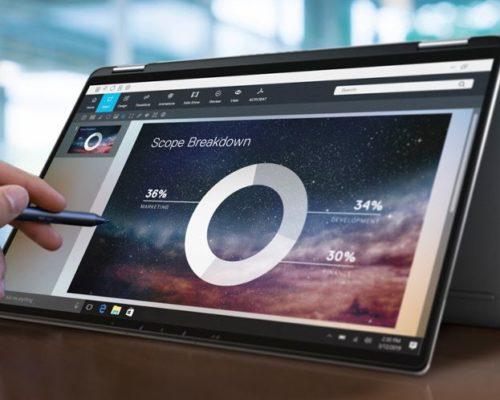 Laptop idealny do podróży